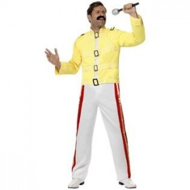 Kostým Fredy Mercury