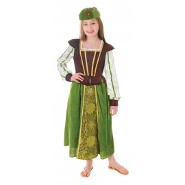 Dětský kostým pohádkové princezny