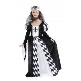 Dětský kostým královny