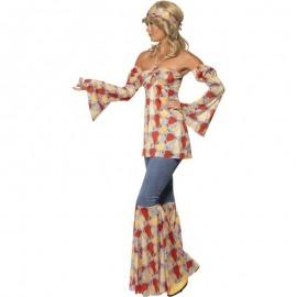 Kostým - Hippie