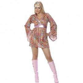 Kostým - Sexy Hippiesačka