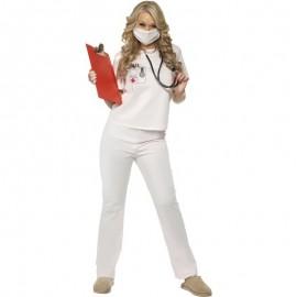 Kostým doktorka