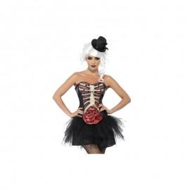 Kostým zombie burleque