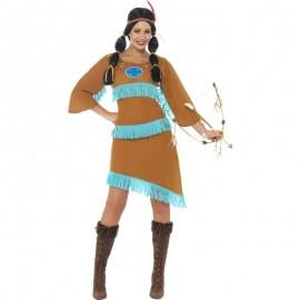 Kostým Indianka