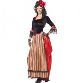 Westernový kostým