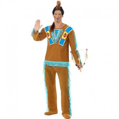Kostým Indiánský váleník