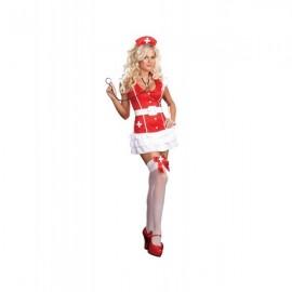 Zdravotní sestra kostým