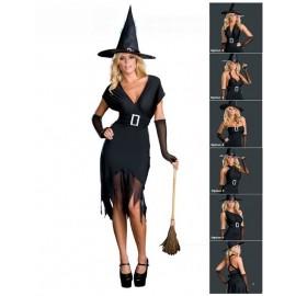 Kostým pro čarodějku