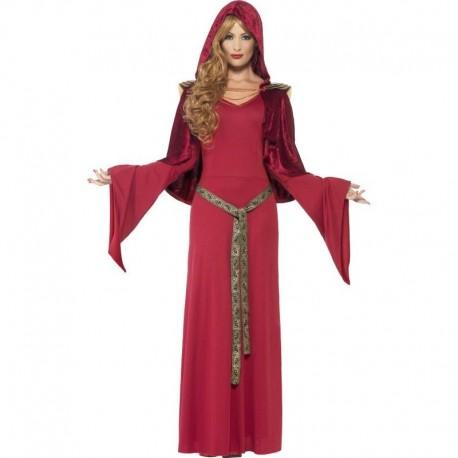 Kostým rudé kněžky Melisandry z Ašaje