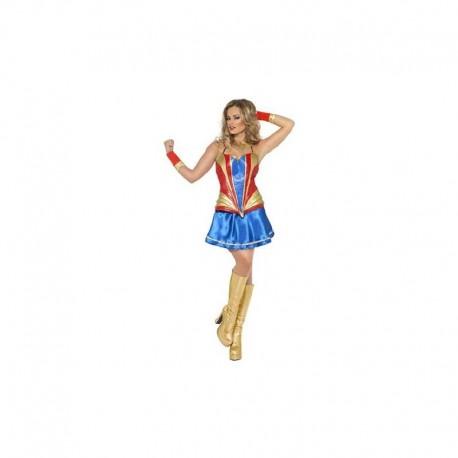 Kostým Superhrdinka