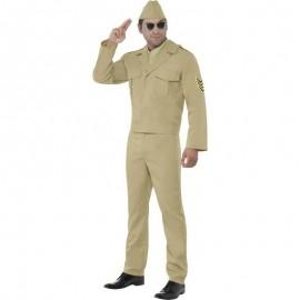 Kostým Americký GL vojak