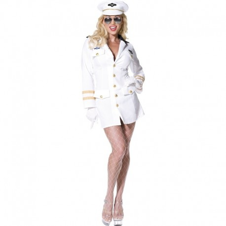 Kostým Top Gun dámský