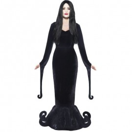 Kostým Morticia Adams