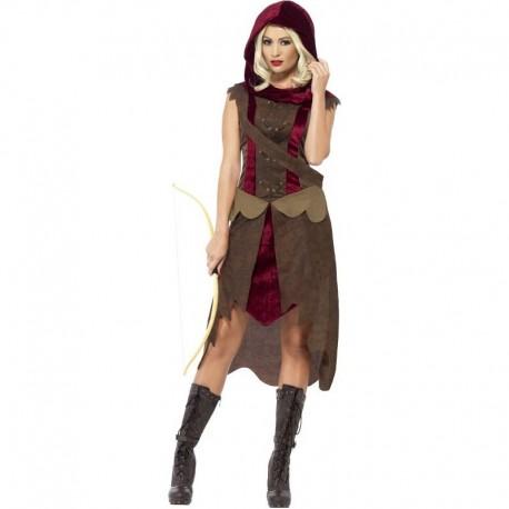 Kostým Games of trones - lovkyně