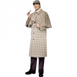 Kostým detektiva - Sherlocka Holmese