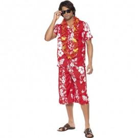 Kostým Hawai pánský