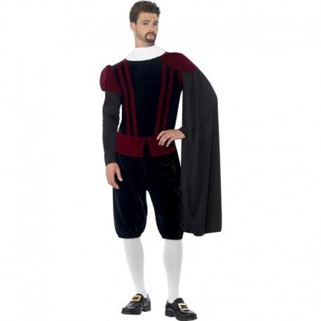 Kostým Tudorovec
