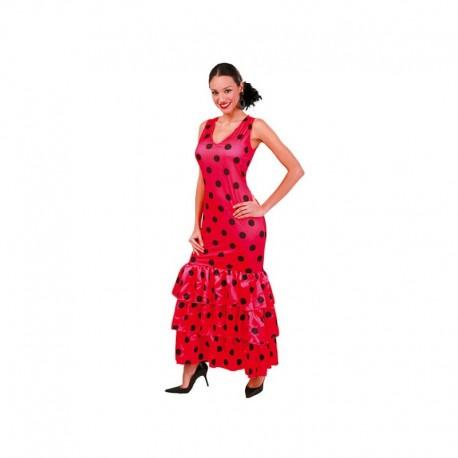 Kostým - Španělská dívka