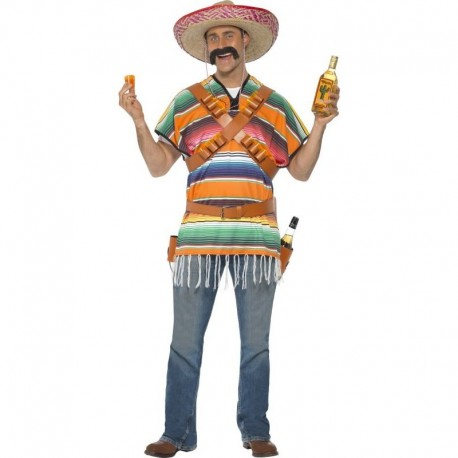 Kostým Shooter Mexičan