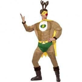Kostým pro super soba