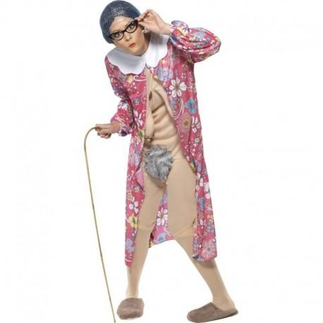 Kostým - vtipná babička