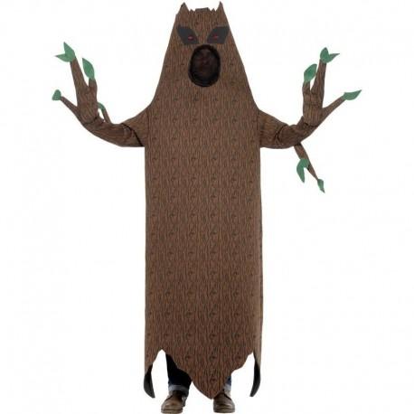 Kostým 3d Strom - strašidelný