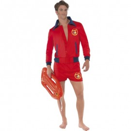 Kostým Baywatch - lifeguard