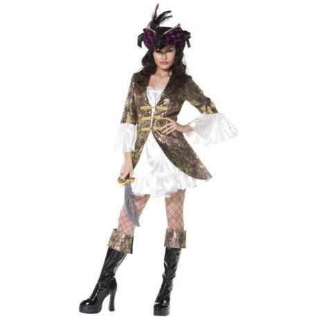 Sexy Kostým Pirátky