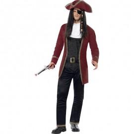 Kostým - pirátský kapitán