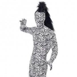 Kostým zebra - druhá kůže