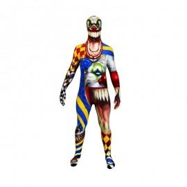 Kostým klauna - Morphsuit
