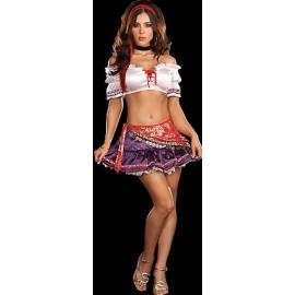 Kostým cikánské princezny