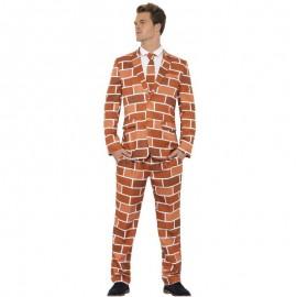 Kostým - oblek zeď