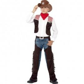 Dětský kostým - kovboj