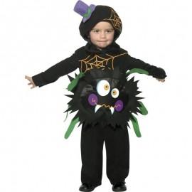 Dětský kostým pavouka