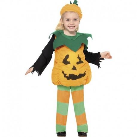 Dětský kostým malé dýně