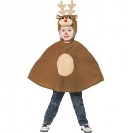 Dětský kostým - vánoční sob
