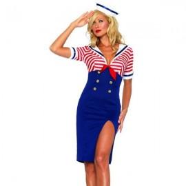 Sexy námořnický kostým