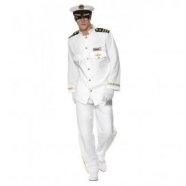 Kostým - Kapitán Concordie