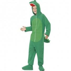Dětský kostým krokodýla