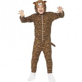 Dětský kostým tygra