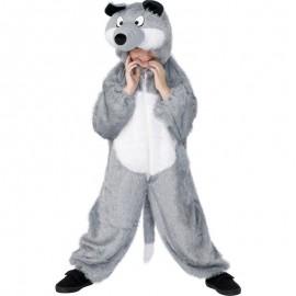 Dětský kostým malého vlka