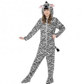 Dětský kostým malá zebra