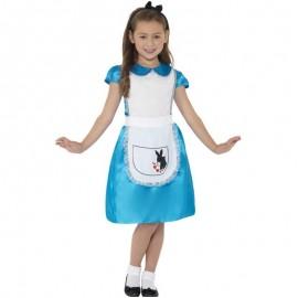 Dětský kostým Alenky z říše divů