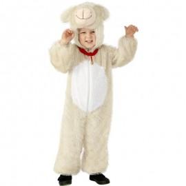 Dětský kostým ovečky