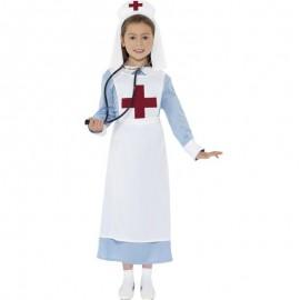 Dětský kostým zdravotní sestřičky