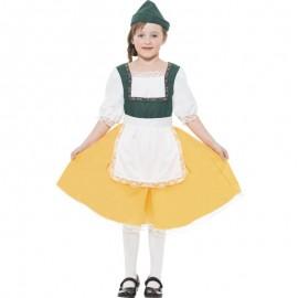 Dětský kostým malé Bavorky