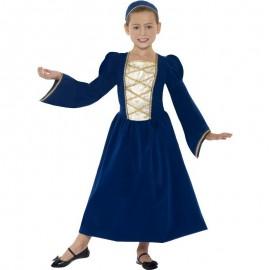 Dětský kostým - Tudorská princezna
