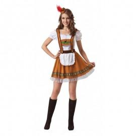 Kostým - Bavorský kroj