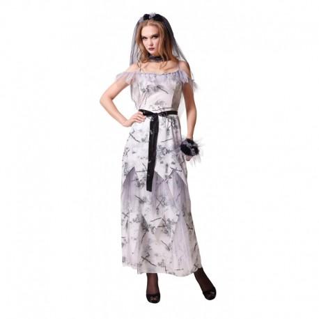 Kostým - Mrtvá nevěsta